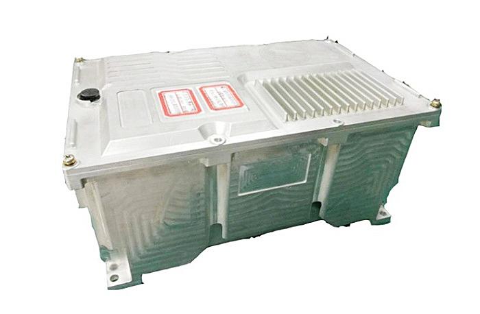 【新产品发布】车载充电机:体积小,重量轻,核心部件可耐175℃高温
